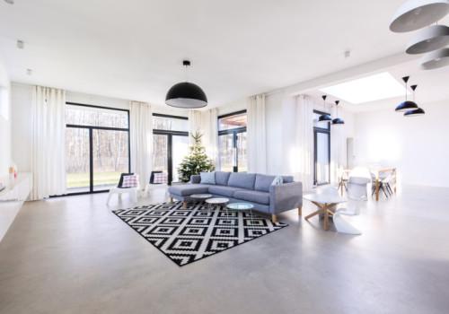 Betongulve hitter i de danske hjem