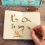 Har du brug for at lære at give slip og sige fra? Så læs med herunder