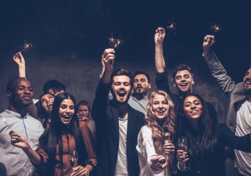 Sådan arrangerer du den perfekte fest