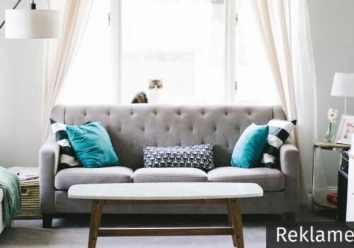 Få mere plads i huset med en sovesofa